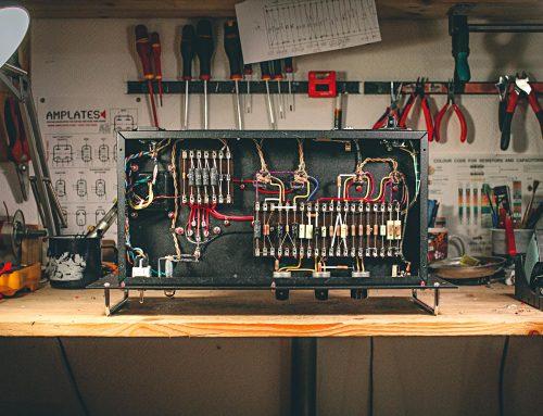 Pourquoi je n'utilise pas de circuits imprimés